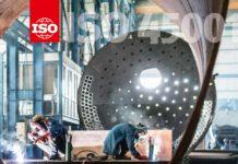 стандарт ISO 45001:2018