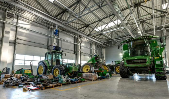 Инструкции по охране труда при ремонте сельхозтехники